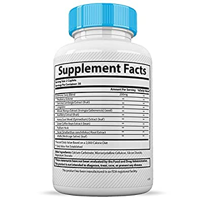 Weight Loss Pills - Burn Fat Fast with Prime Shred - for Women & Men - Advanced Appetite Suppressant - 60 Caplets
