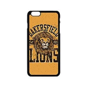 Bakersfield Logos Custom Protective Hard Phone Cae For Iphone 6