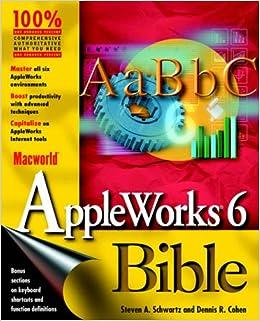 Book Macworld AppleWorks 6 Bible