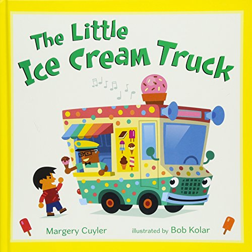 - The Little Ice Cream Truck (Little Vehicles)