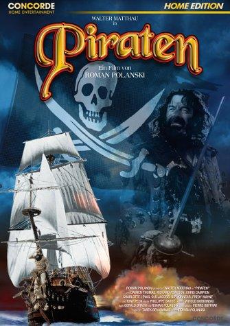 Piraten [Alemania] [DVD]