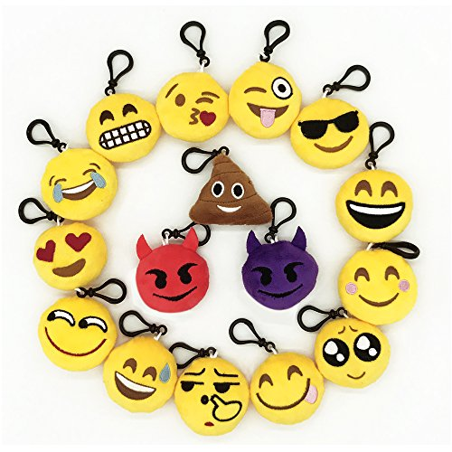 Smile Emoji Pillow with Sound - 7