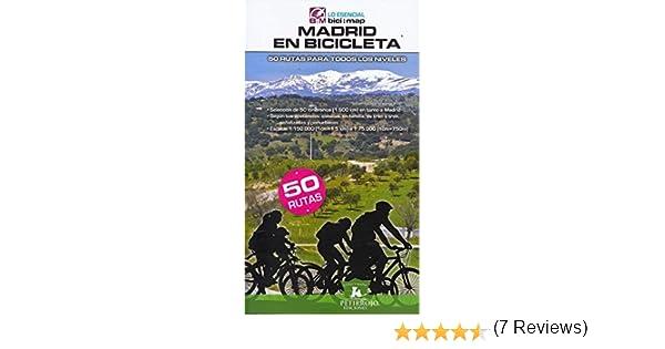 Madrid en bicicleta: 50 rutas para todos los niveles: 15 Bici:map: Amazon.es: Datcharry Tournois, Bernard, Horvath Mardones, Valeria, Datcharry Tournois, Bernard, Horvath Mardones, Valeria: Libros