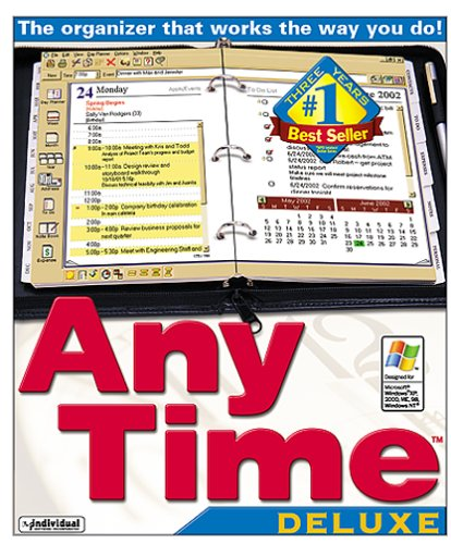 Anytime Deluxe 8.0 (Old Version)