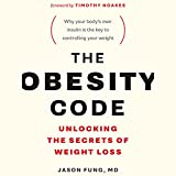 by Dr. Jason Fung (Author), Brian Nishii (Narrator), Audible Studios (Publisher)  (629)  Buy new:  $24.95  $21.95