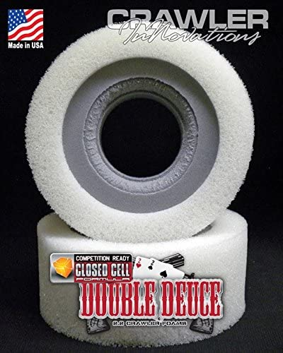 "2 Standard//Medium Crawler Innovations /""Double Deuce 6.0/"" 2.2 Crawler Foam"