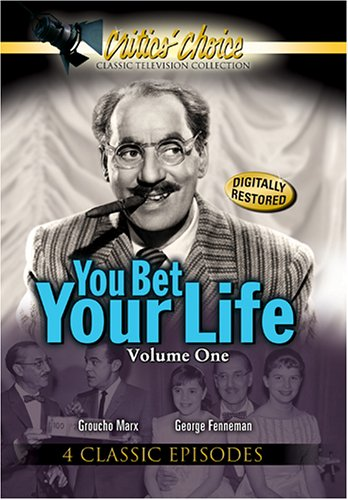 You Bet Your Life, Vol. 1 by Critic's Choice