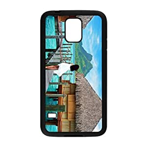 Beauty And Scenery Hight Quality Case for Samsung Galaxy S5 by mcsharks