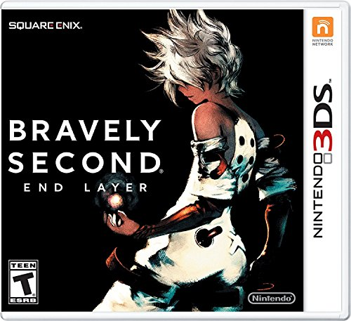 Bravely Second: End Layer - Nintendo 3DS (Best Droid Rpg Games)