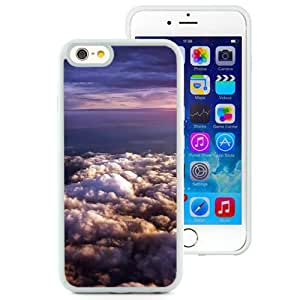 Cloud Flare Sky View Nature (2) Silicone TPU iPhone 6 4.7 Inch Protective Phone Case