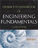 Eshbach's Handbook of Engineering Fundamentals, 5th Edition