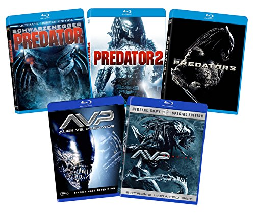 Predator Bundle Blu ray product image