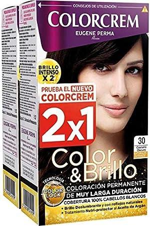 Colorcrem Colorcrem Tinte 2X1 30 Cast Osc 100 g