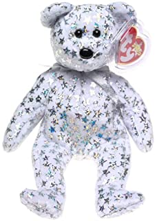Amazon.com  TY2K the Bear Beanie Baby (Retired)  Toys   Games 05fae1e60e6a
