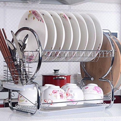 high and dry dish rack - 6