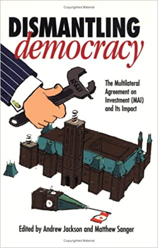 Amazon Dismantling Democracy The Multilateral Agreement On