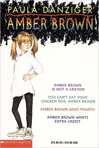 Amber Brown Box Set: Amber Brown is Not a Crayon; You Can't Eat ...