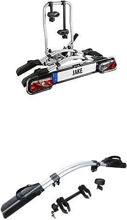 Eufab Fahrradträger Jake Für E Bikes Geeignet Eufab Erweiterung 3 Rad Kupplungsträger Jake Auto