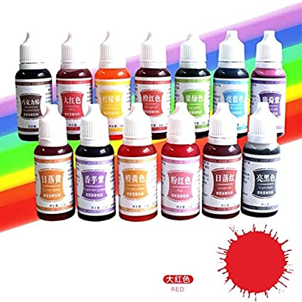 Buy KITCHY 15ml Edible Pigment Macaron Cream Food Coloring Healthy ...