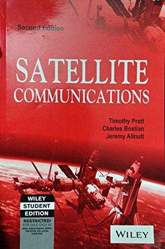 Satellite Communications 2Ed (Pb 2016)