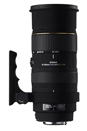 Review Sigma 50-500mm f/4-6.3 EX