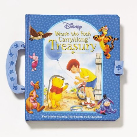 Download Disney Winnie The Pooh Carry Along Treasury (Carry Along Books) ebook