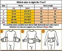 VENUZOR Waist Trainer Belt for Women - Waist Cincher Trimmer - Slimming Body Shaper Belt - Sport Girdle Belt (UP GRADED) by VENUZOR