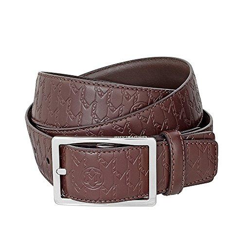 Montblanc-112950-Leather-Belt-with-Rectangular-Frame-Shiny-Palladium-Coated-Pin-Buckle