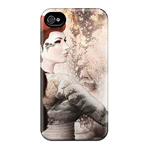 Mialisabblake Iphone 4/4s Hard Case With Fashion Design/ BMtNCxl3636pTtcu Phone Case