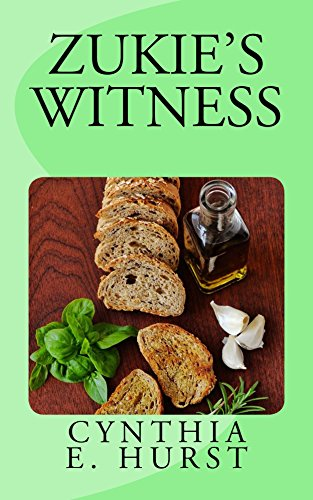 Zukie's Witness (Zukie Merlino Mysteries Book 2)