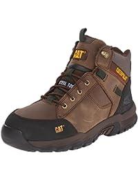 """Men's Safeway Mid 6"""" Steel Toe Work Boot"""