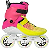 Powerslide Swell Multicolor Flair 100 Inline Fitness Speed Skates