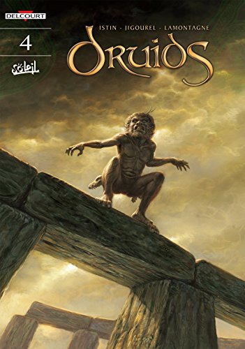 Druids Vol. 4: Isle of the Mighty