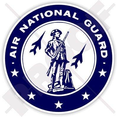 US Air National Guard USAF Emblem, Badge American 4