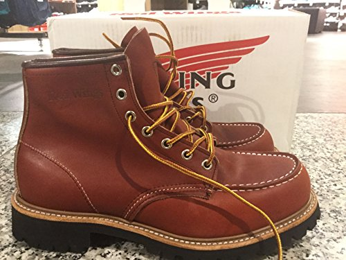RED WING SHOES 8135