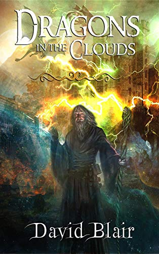 Dragons in the Clouds - David Blair