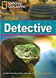 Footprint Reading Library W/CD Snake Detective 2600 (AME), Waring, Rob, 1424046025