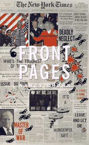 Front Pages (an exhibition catalogue)