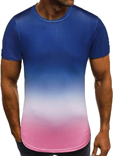 Hombre Deporte Camiseta sin Mangas de Secado Rápido para ...