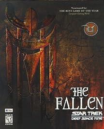 Star Trek Deep Space Nine: The Fallen  - Mac