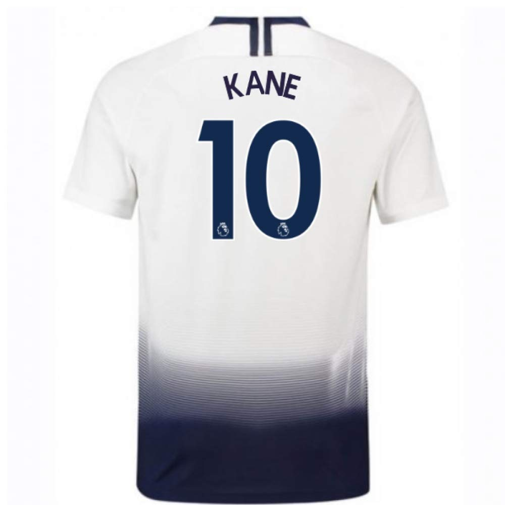 2018-2019 Tottenham Home Nike Football Soccer T-Shirt Trikot (Harry Kane 10)
