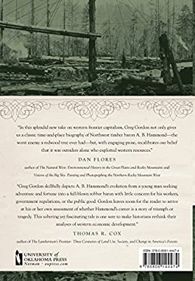 When Money Grew on Trees: A. B. Hammond and the Age of the Timber Baron