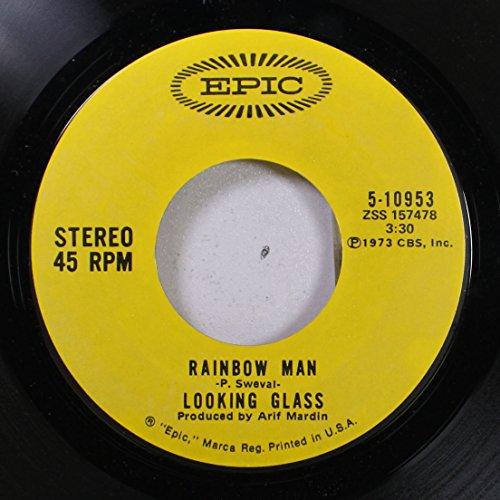 LOOKING GLASS 45 RPM RAINBOW MAN / SWEET SOMETHIN'