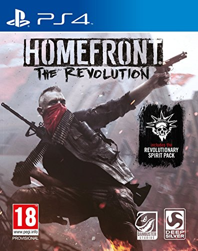 Home Front The Revolution - Pistols Video Game