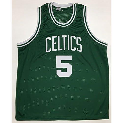 purchase cheap fda13 9686c Kevin Garnett Signed Celtics Jersey - PSA/DNA Authentic ...