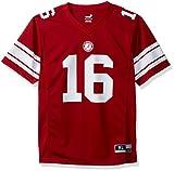 NCAA Alabama Crimson Tide Youth Boys Fashion Football Jersey, Medium (10-12), Crimson