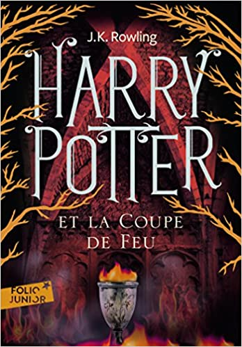 Harry Potter Et La Coupe De Feu Folio Junior Ed Amazon Co
