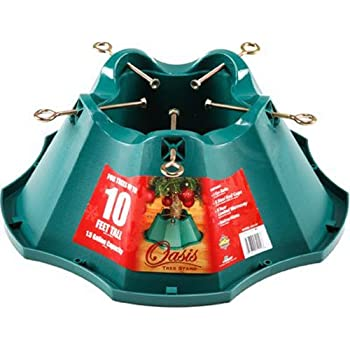 jack post oasis christmas tree stand for trees up to 10 feet - Christmas Tree Stand