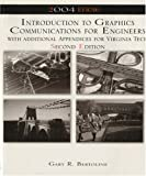 img - for Introduction to Graphics Communication for Engineers (2004 EF1016) - With Additional Appendices for Virginia Tech EF 1016 (Mcgraw-Hill's Best Basic Engineering Series and Tools) (Paperback) book / textbook / text book