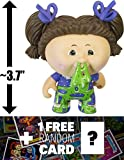 Leaky Lindsay: ~3.7'' Garbage Pail Kids x Funko Mystery Minis Mini-Figure Series #1 + 1 FREE GPK Trading Card/Sticker Bundle [55387]